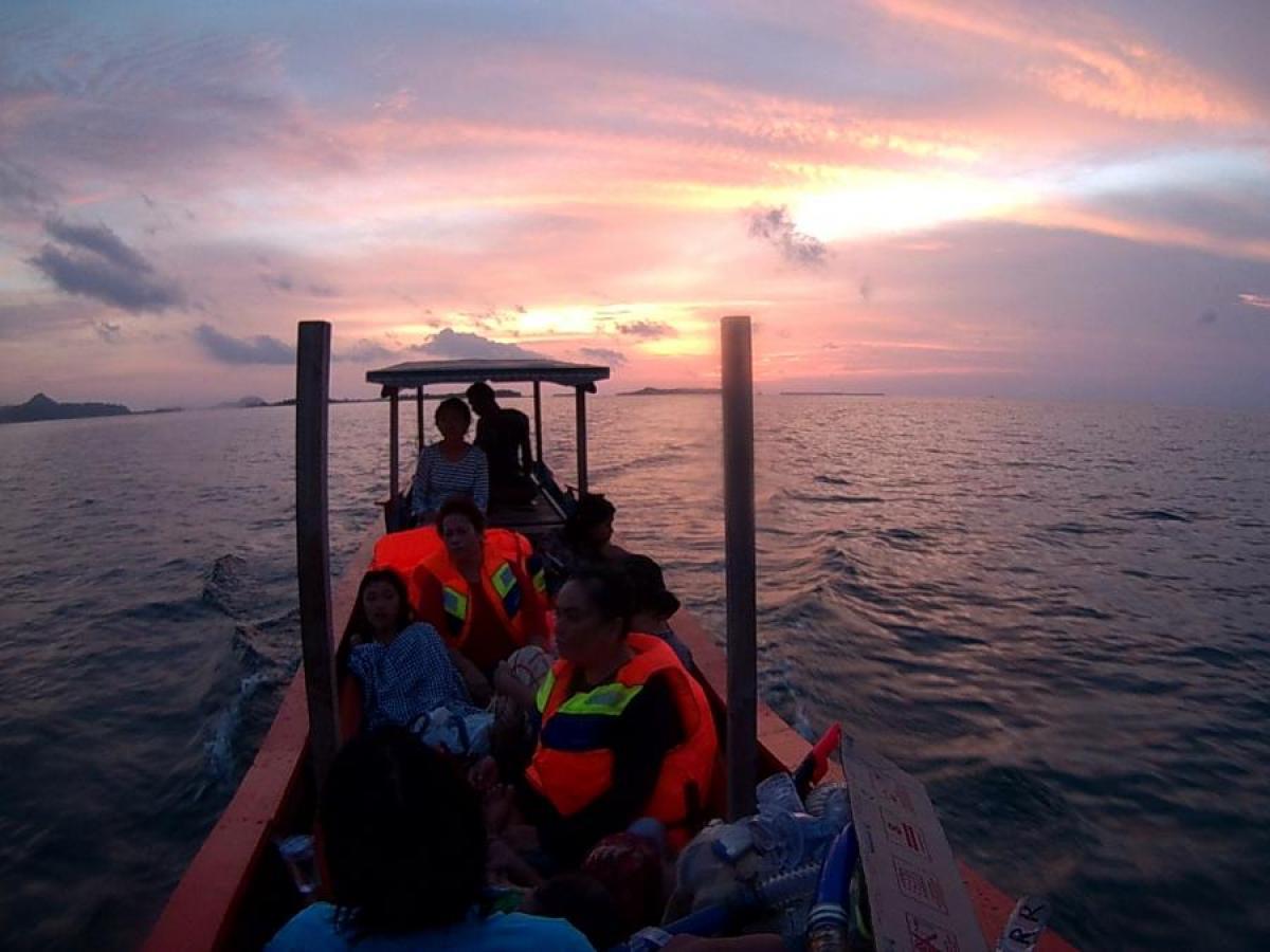 Promo Paket Hemat Wisata Pulau Banyak 3 Hari 2 Malam